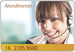 Atendimento: (16) 2105 9600